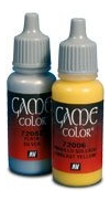 Vallejo Game Color Acrylic Paints