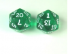 20 Sided Dice Singles