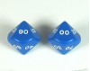 10 Sided Percentile Dice