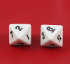 8 Sided Dice Singles