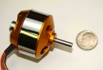 BPHA2810-10 Brushless Outrunner 1200KV Electric Motor