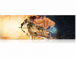 HCDTM07 Table Mat Song of Flame and Fury 8 Foot HCD Supplies