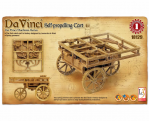 ACA18129 Da Vinci Self Propelling Cart Kit Academy