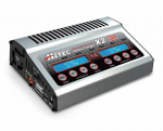 HIT44239 X2 700 Dual Charger 2 Port DC DC Multicharger HiTec