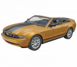 REV1963 2010 Ford Mustang Convertible 1/25 Scale SnapTite