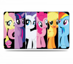 UPR84330 At The Ready My Little Pony Play Mat With Storage Tube