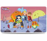 UPR84681 Heroes Bravest Warriors Play Mat Ultra Pro