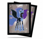 UPR84547 Nightmare Moon MLP Deck Protector Sleeves Ultra Pro