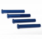 TX6633XPA Main Shaft Four Blue Anodized Aluminum 1.6mm X 5mm Traxxas