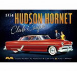MOE1213 1954 Hudson Hornet Club Coupe Plastic Model Kit 25th Scale Moebius Models