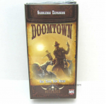 AEG5902 Saddlebag Expansion Doomtown Card Game Alderac Entertainment