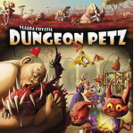 CGE00015 Dungeon Petz Advanture Board Games Czech Games