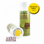 AMYCP3015 Daemonic Yellow Flesh Primer Spray Paint The Army Painter