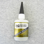 BSI127 Super-Gold+ Odorless 1oz CA Adhesive Glue Bob Smith Industries