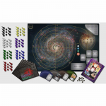 GLE10100 Galactic Destiny Board Game Golden Laurel Entertainment