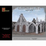 PEG4924 Gothic City Building Small Set 1 Pegasus Hobbies