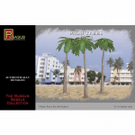 PEG6502 Palm Trees Large Style B Terrain Pegasus Hobbies