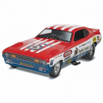 REV4289 Tom (The Mongoose) McEwen Plymouth Duster Funny Car Revell