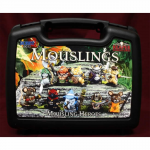 RPR10033 Mousling Heroes Box Set (10) by Reaper Miniatures