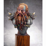 RPR30014 The Grudge Resin Dwarf Bust Master Series
