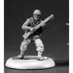 RPR37007 American Infantry Reich of the Dead Series Miniature
