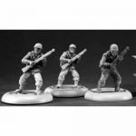 RPR37011 American Infantrymen Reich of the Dead Miniature
