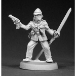 RPR50006 Colonel Edward Titchener British Officer Miniature 25mm Heroic Scale Chronoscope Series Reaper Miniatures