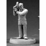 RPR50010 Daniel Sterling Agent of Guard Miniature 25mm Heroic Scale Chronoscope Series Reaper Miniatures