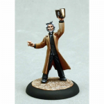 RPR59001 Reverend Grimme by Reaper Miniatures