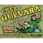 SJG1392 Chez Guevara Card Game Steve Jackson Games