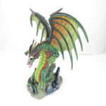 TUK297 The Asperitas Collectible Dragon Figurine Tudor Mint