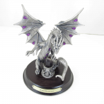 TUOY07 Amethustos 2007 One Year Dragon Figurine Tudor Mint