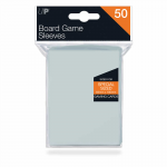 UPR82660 Board Game Card Sleeves 50 Count 65mm x 100mm
