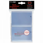 UPR82689 Clear Standard Card Sleeves 100 Count Pack Ultra Pro
