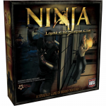 AEG5401 Ninja Legend of the Scorpion Board Game Alderac Entertainment