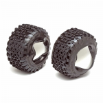 ASC25588PA Mini Monster GT Tires and Inserts Team Associated