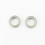 KYOBRG014PA Shield Bearings 10x15x4mm (2 Pcs) Kyosho