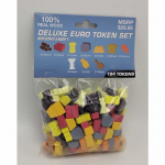 MDG7026 Deluxe Euro Token Expansion by Mayday Games