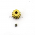 TX1525 Pinion Gear (14T32P) Brass with Set Screw