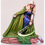 DSM1101 Green Witch Female Witch Miniature Elmore Masterworks