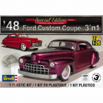 REV4253 1948 Ford Custom Coupe 1/25 Scale 3 in 1