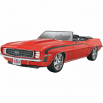 REV4929 1969 Camaro SS/RS Convertible 2 in 1 1/25 Scale