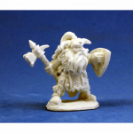 RPR77011 Dwarf Warrior Fulumbar Ironhand Miniature Dark Heaven Bones Reaper Miniatures