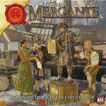 AEG5102 Mercante Tempest Board Game Alderac Entertainment