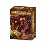 ASMDIT02US Dice Town Expansion Asmodee Editions