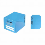 UPR82985 Light Blue Small PRO Dual Deck Box Ultra Pro