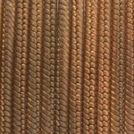GF9GFS104 Snake Chain (1.5mm Diameter) 2 Meters (6 Feet) Length