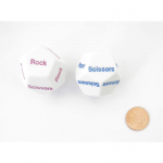 KOP12715 Rock Paper Scissor Dice Game