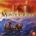 ZMG7073 Secret of Monte Cristo Boardgame