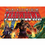 AEG5351 Maximum Throwdown Card Game Alderac Entertainment